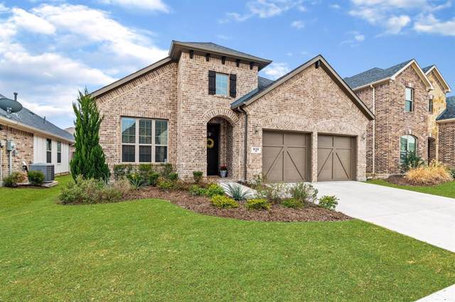 836 Sandbox Drive, Little Elm, TX 76227 (MLS #14267024) :: Team Tiller