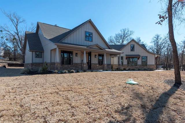101 Forest Creek Circle, Weatherford, TX 76088 (MLS #14267035) :: The Chad Smith Team