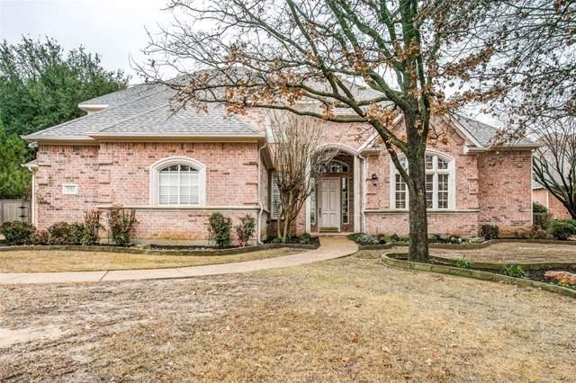 1123 Longford Circle, Southlake, TX 76092 (MLS #14267048) :: The Good Home Team