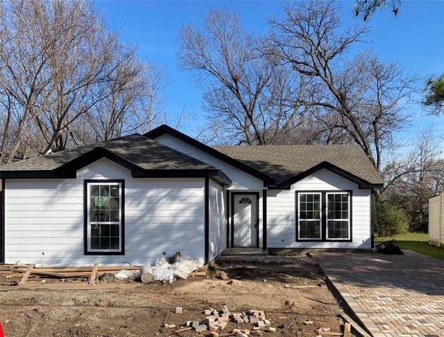 2417 Birdell Street, Fort Worth, TX 76105 (MLS #14267074) :: RE/MAX Town & Country