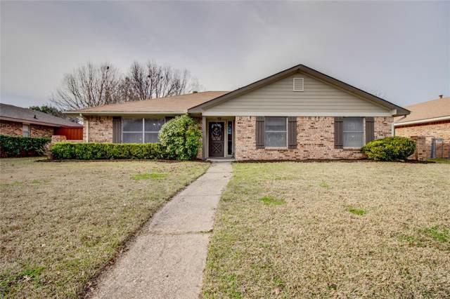 717 Brighton Lane, Garland, TX 75043 (MLS #14267082) :: Trinity Premier Properties