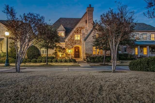 2205 Austin Waters, Carrollton, TX 75010 (MLS #14267085) :: The Kimberly Davis Group