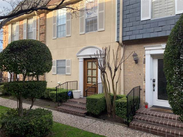 2727 Shelby Avenue S, Dallas, TX 75219 (MLS #14267117) :: RE/MAX Town & Country