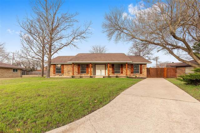125 Stardust Lane, Desoto, TX 75115 (MLS #14267122) :: RE/MAX Pinnacle Group REALTORS