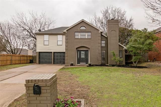 1502 Lincoln Drive, Mansfield, TX 76063 (MLS #14267131) :: Century 21 Judge Fite Company