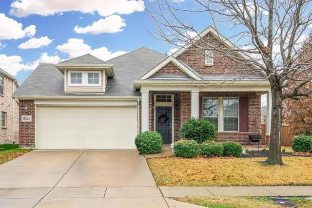 8520 Marion Drive, Frisco, TX 75036 (MLS #14267136) :: Van Poole Properties Group
