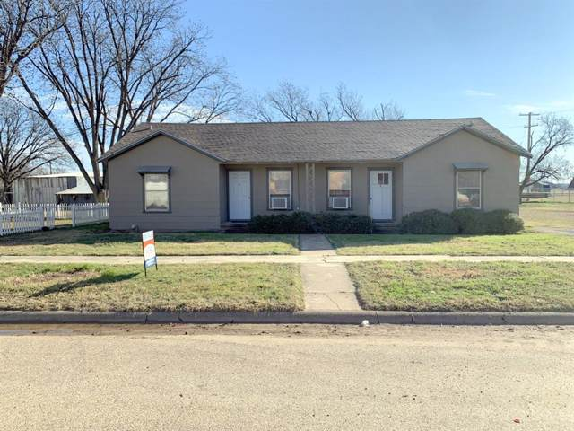 1004 N Avenue D, Haskell, TX 79521 (MLS #14267140) :: Hargrove Realty Group
