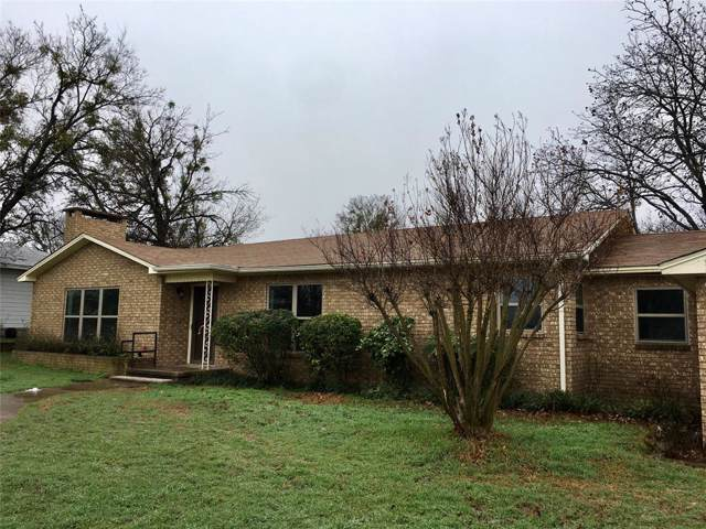 1613 Hanna Valley Road, Goldthwaite, TX 76844 (MLS #14267142) :: Team Tiller