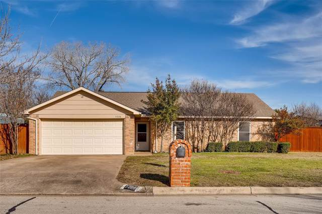 7228 Windhaven Road, North Richland Hills, TX 76182 (MLS #14267161) :: Tenesha Lusk Realty Group