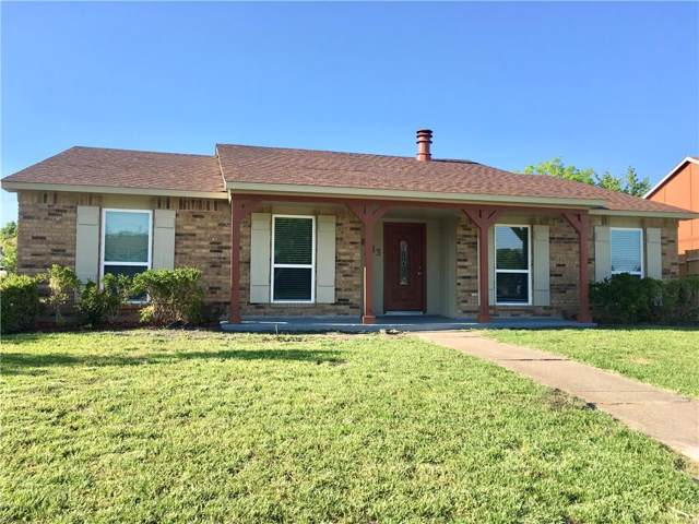 8513 Woodside Road, Rowlett, TX 75088 (MLS #14267185) :: The Good Home Team
