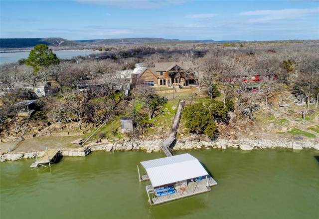 1582 N Lakeview Drive, Palo Pinto, TX 76484 (MLS #14267201) :: The Mauelshagen Group