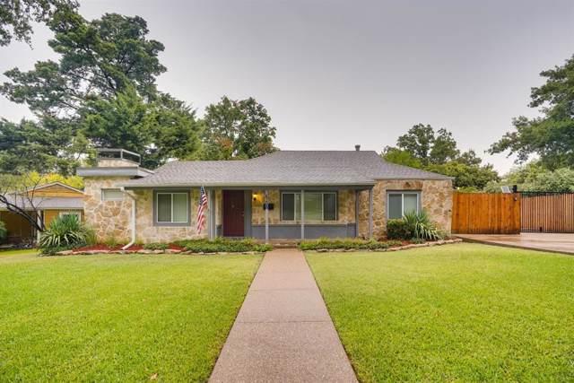 6208 Malvey Avenue, Fort Worth, TX 76116 (MLS #14267240) :: Frankie Arthur Real Estate