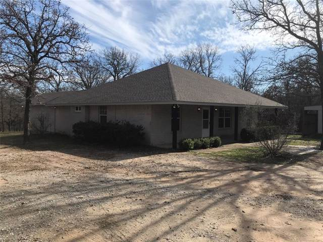 640 County Road 3581, Paradise, TX 76073 (MLS #14267248) :: The Tierny Jordan Network