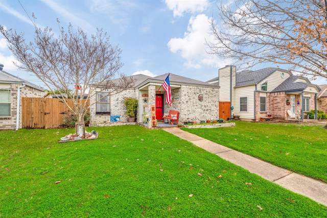 2423 Markland Street, Irving, TX 75060 (MLS #14267275) :: Bray Real Estate Group