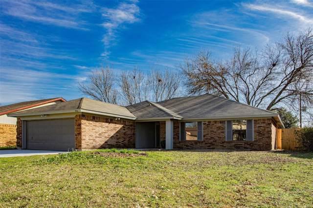 306 Colony Drive, Arlington, TX 76002 (MLS #14267283) :: The Good Home Team
