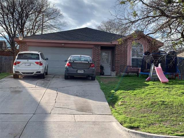 3209 Loving Avenue, Fort Worth, TX 76106 (MLS #14267295) :: All Cities Realty
