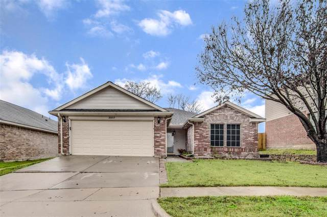 5577 Spring Ridge Drive, Watauga, TX 76137 (MLS #14267299) :: Hargrove Realty Group