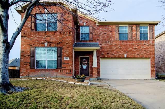 5304 Ridge Run Drive, Mckinney, TX 75071 (MLS #14267311) :: Hargrove Realty Group