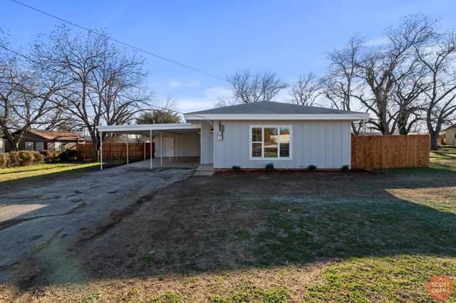 107 Lucas Drive, Early, TX 76802 (MLS #14267317) :: The Mauelshagen Group