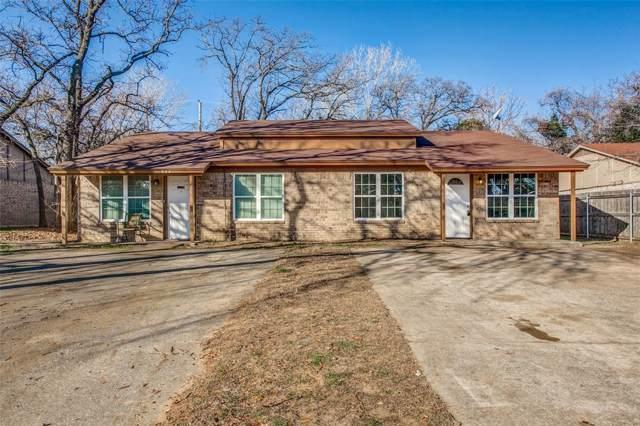 622 Mcqueary Street, Arlington, TX 76012 (MLS #14267319) :: Hargrove Realty Group