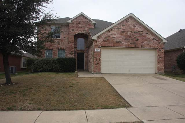 317 Mystic River Trail, Fort Worth, TX 76131 (MLS #14267326) :: Caine Premier Properties