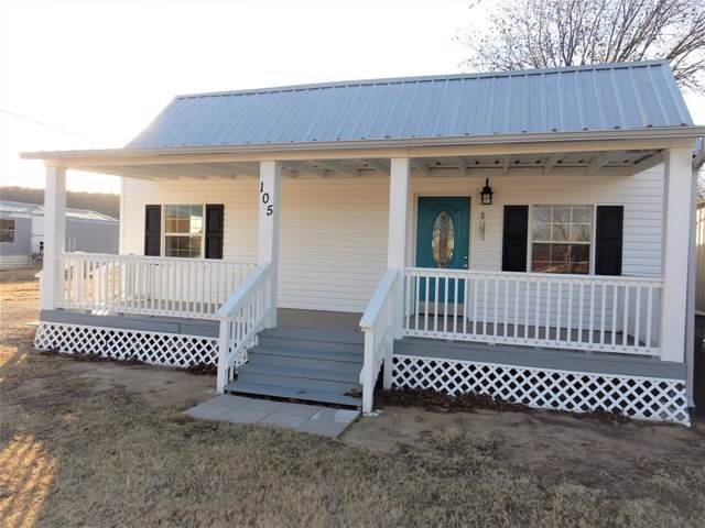 105 Pine Street, Gordon, TX 76453 (MLS #14267331) :: The Kimberly Davis Group