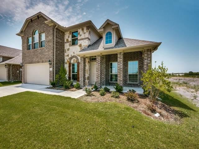 297 Cisco Trail, Forney, TX 75126 (MLS #14267338) :: The Kimberly Davis Group