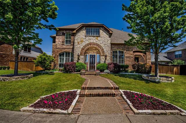 2026 Spindletop Trail, Frisco, TX 75033 (MLS #14267342) :: Hargrove Realty Group
