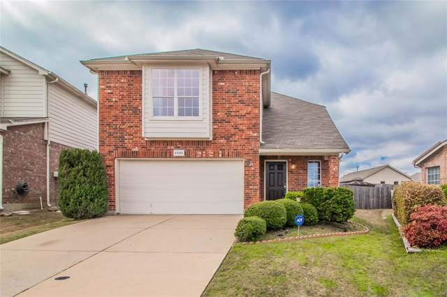 6345 Claire Drive, Fort Worth, TX 76131 (MLS #14267345) :: Ann Carr Real Estate