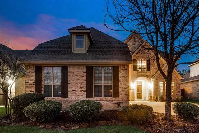 8440 Linden Street, Lantana, TX 76226 (MLS #14267361) :: The Kimberly Davis Group