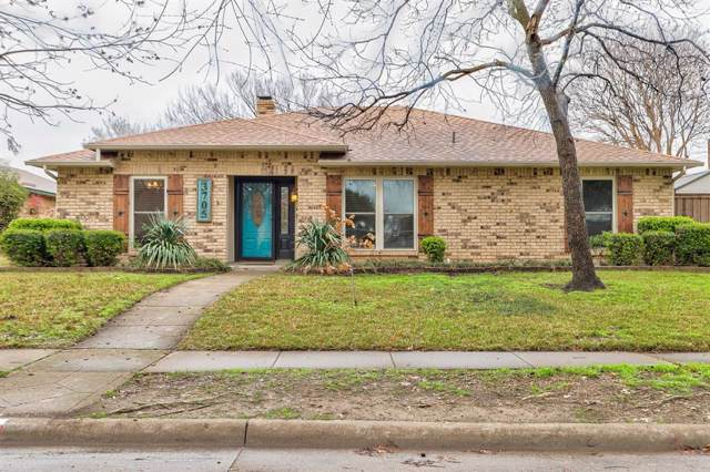 3705 Magnolia Drive, Grand Prairie, TX 75052 (MLS #14267366) :: The Tierny Jordan Network