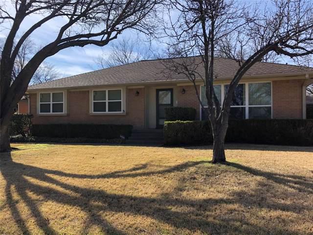 9641 Lynbrook Drive, Dallas, TX 75238 (MLS #14267385) :: Bray Real Estate Group