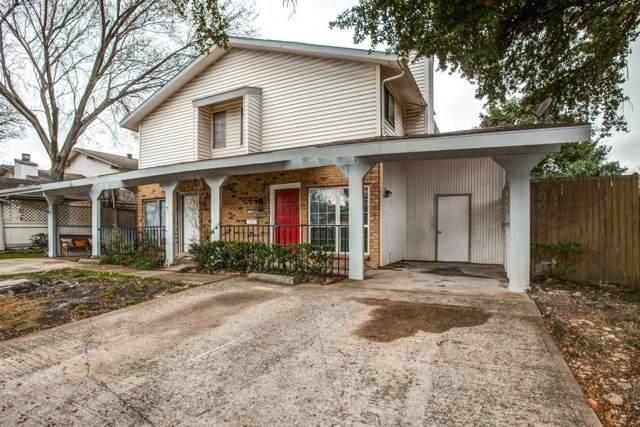 735 Baruna Circle, Garland, TX 75043 (MLS #14267394) :: Trinity Premier Properties