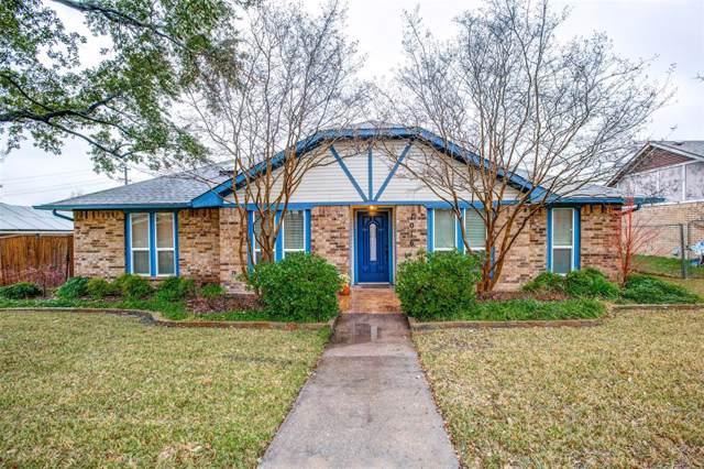 1016 Ridgeview, Carrollton, TX 75007 (MLS #14267398) :: Hargrove Realty Group