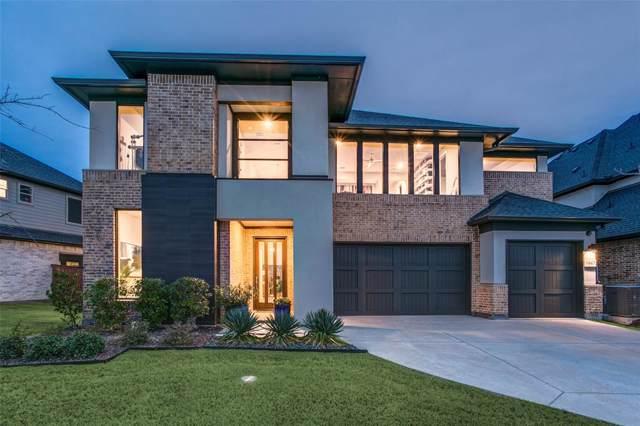 3967 Sanders Drive, Celina, TX 75009 (MLS #14267402) :: The Kimberly Davis Group