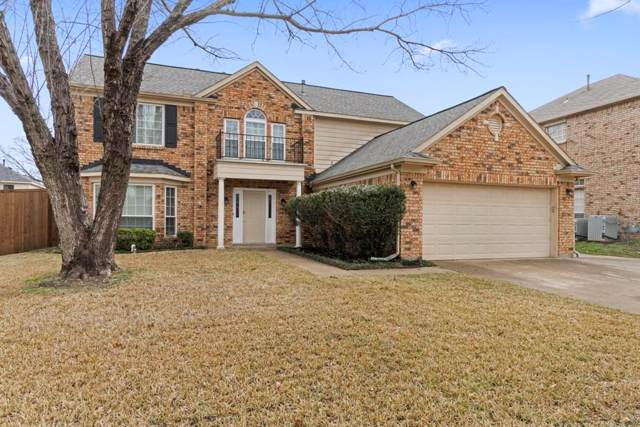 1513 River Birch Drive, Flower Mound, TX 75028 (MLS #14267410) :: The Rhodes Team