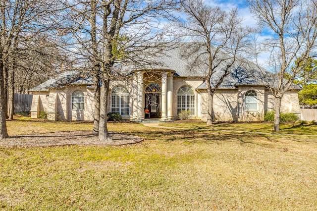 3417 Country Vista Drive, Burleson, TX 76028 (MLS #14267415) :: Century 21 Judge Fite Company