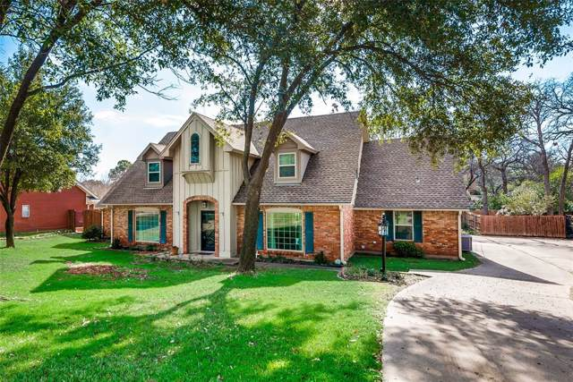 3504 Country Club Road, Pantego, TX 76013 (MLS #14267421) :: All Cities Realty