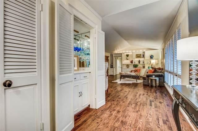 6152 Bandera Avenue 6152D, Dallas, TX 75225 (MLS #14267425) :: The Hornburg Real Estate Group