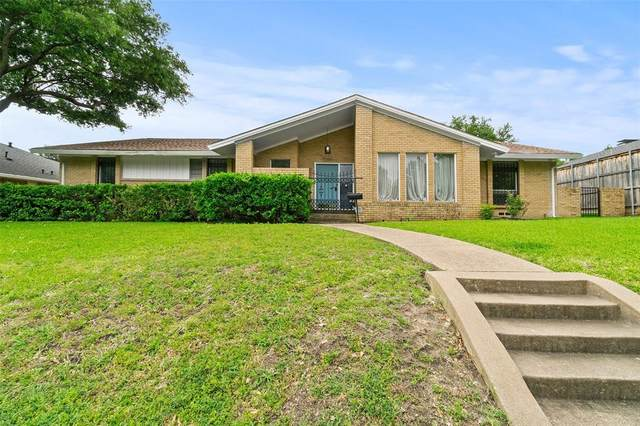 7322 Inglecliff Drive, Dallas, TX 75230 (MLS #14267428) :: The Hornburg Real Estate Group