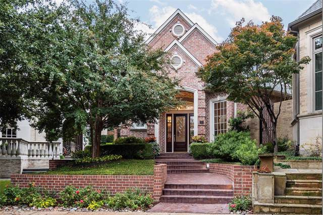 5 Brigade Court, Dallas, TX 75225 (MLS #14267430) :: Hargrove Realty Group