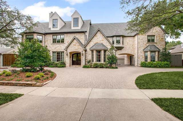 4543 Arcady Avenue, Highland Park, TX 75205 (MLS #14267435) :: Robbins Real Estate Group