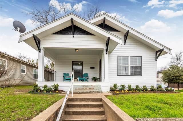 319 N Polk Street, Dallas, TX 75208 (MLS #14267468) :: Potts Realty Group
