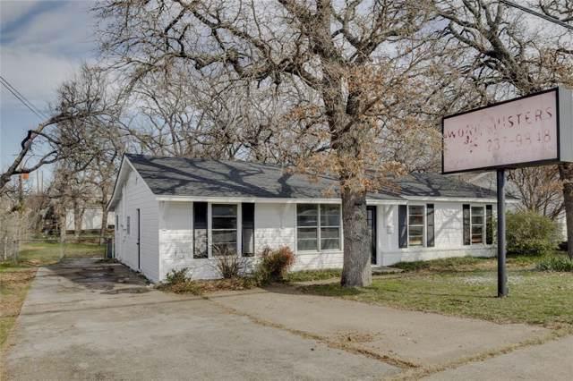 1021 Southeast Parkway, Azle, TX 76020 (MLS #14267476) :: Trinity Premier Properties