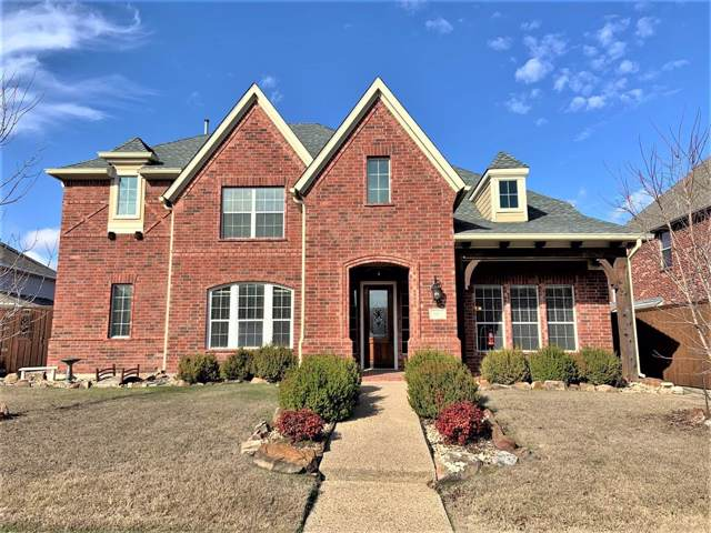 1613 Redcedar Drive, Wylie, TX 75098 (MLS #14267513) :: The Rhodes Team