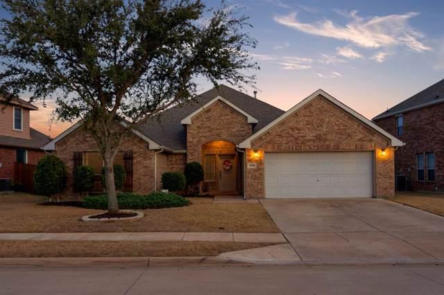 15456 Landing Creek Lane, Fort Worth, TX 76262 (MLS #14267577) :: Justin Bassett Realty