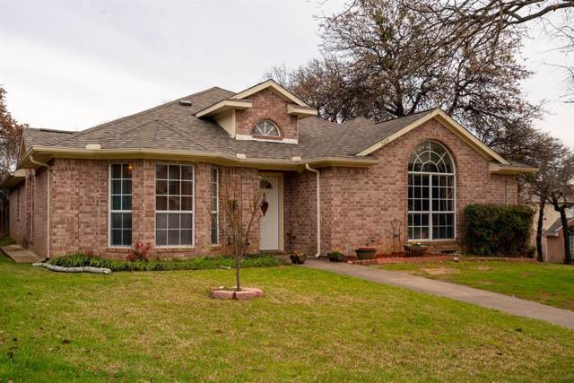 7621 Arbor Ridge Court, Fort Worth, TX 76112 (MLS #14267617) :: RE/MAX Town & Country