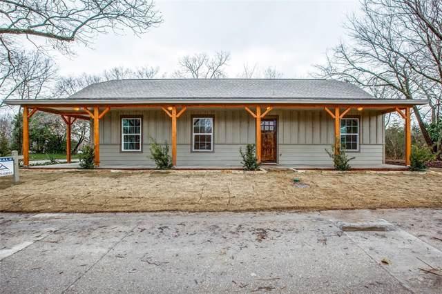 116 Jarrett Street, Waxahachie, TX 75165 (MLS #14267631) :: Century 21 Judge Fite Company
