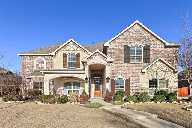 711 Calaveras Court, Prosper, TX 75078 (MLS #14267638) :: Bray Real Estate Group