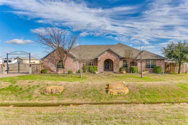 13400 Copper Canyon Drive, Haslet, TX 76052 (MLS #14267646) :: The Good Home Team
